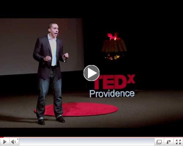 Teaching Math Through Basketball: Khalil Fuller at TEDxProvidence 2013