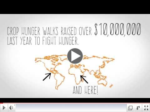 CROP Hunger Walks: We Can Do So Much in 2017