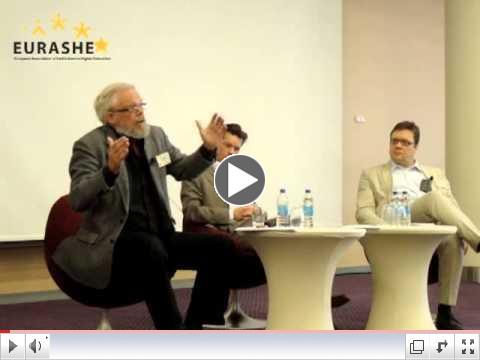 LLL - Welfare Society EURASHE Discussion - J. van den Steenhoven - J.H. Petersen