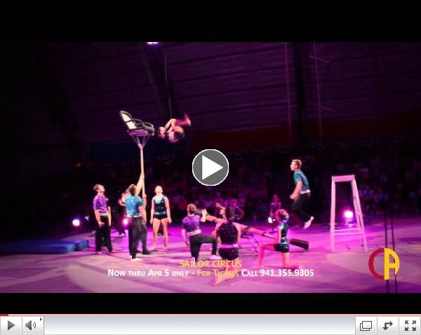 Sailor Circus Legacy Highlights 2014