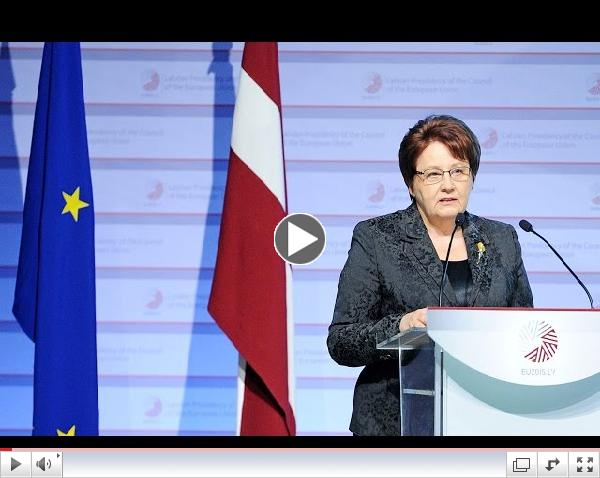 Opening of the European Year for Development 2015: opening statements