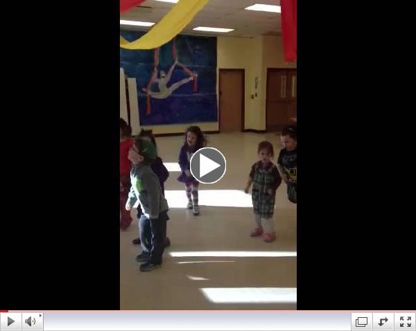 Ever see ECC students Israeli Dance.