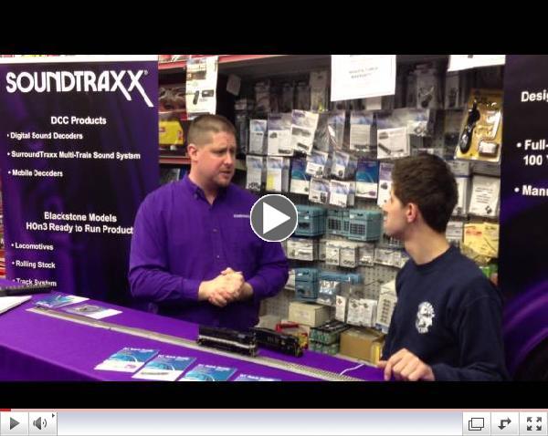 Soundtraxx Explains How To Install A Decoder On TrainWorldTV