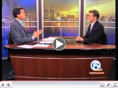 WPTV Newschannel 5 To the Point: Lynn University hosting presidential debate