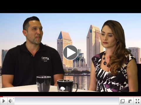 CLICK to watch David Cardenas and Angela Avilez with Century 21 Award