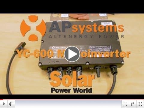 YC600:  Advanced, two-panel microinverters cement their spot in future, high-output projects