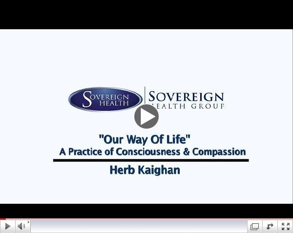 Way of life - Herb Kaighan