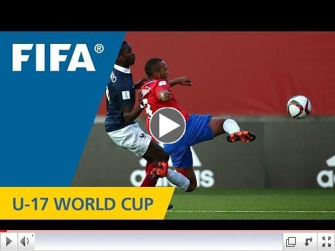 Costa Rica- France Highlights