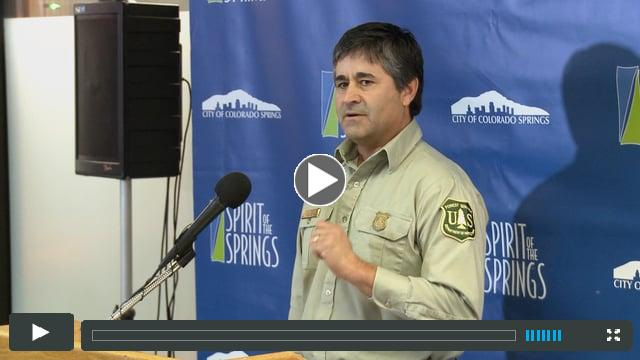 Pikes Peak Summit Complex General Contractor Selection Announcement Media Briefing