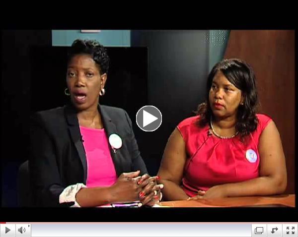BNN News Interviews Ruth Rollins and Kim Odom, LIPSTICK 640x4801 MOV