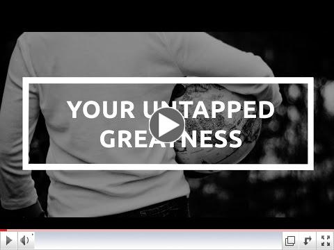 Your Untapped Greatness-Matthew Kelly