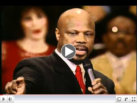 Wintley Phipps Sings Amazing Grace at Carnegie Hall