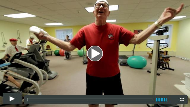 Clark Retirement Community and Mike Bubl�