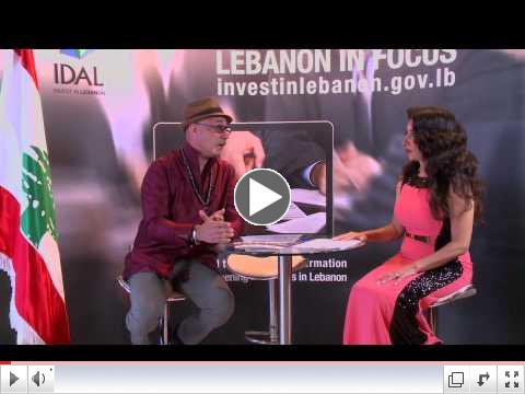Roger Moukarzel Talks About Lebanon's Media Sector