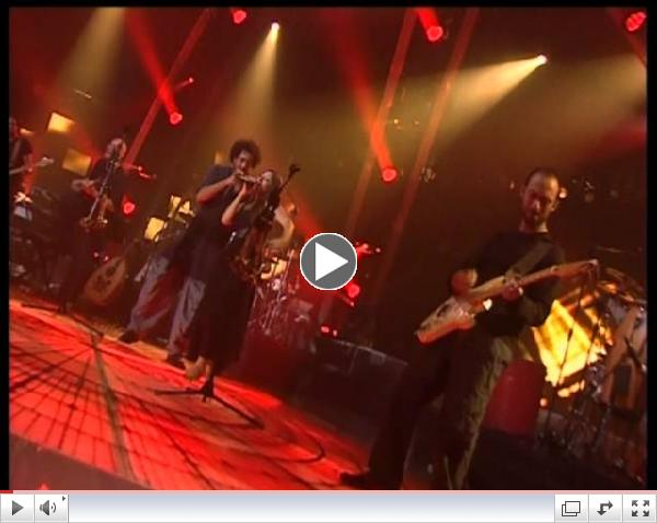 The Idan Raichel Project - Sememen - LIVE