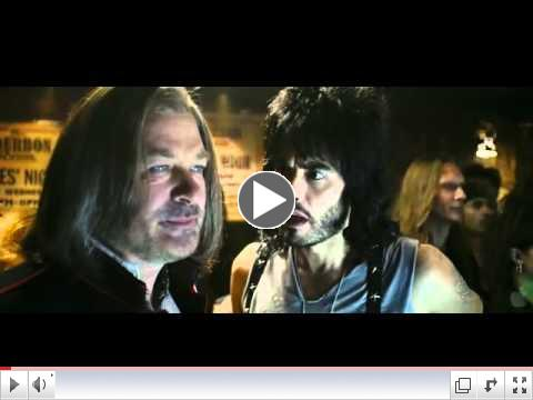 Rock of Ages TRAILER 2 HD Official Tom Cruise Catherine Zeta-Jones
