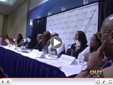 OUT on the Hill Black LGBT Leadership Summit Promo