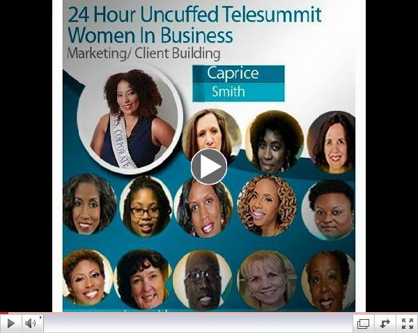 24 Hour Uncuffed Telesummit ~Rodney Carr