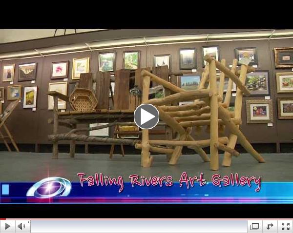 Stanly County 2013 Small Business of the Year Nominee: Falling Rivers Gallery