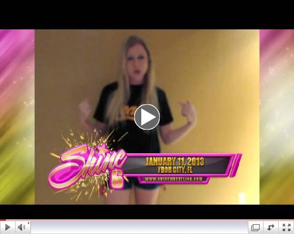 Leah Von Dutch Debutes at SHINE 6!