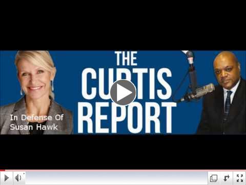 The Curtis Report Sneak Peek for 04/25/15: In Defense Of Susan Hawk (Part 1)