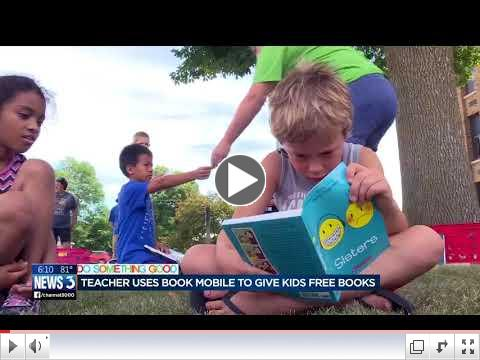 Click here to view Channel 3000's story on Mrs. Ruff