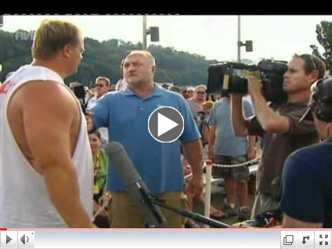 World's Strongest man - 30 years of pain