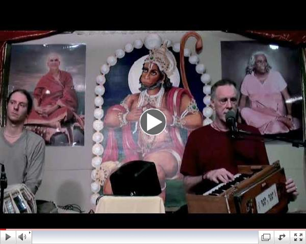 Krishna Das - The Yoga of Chant Retreat
