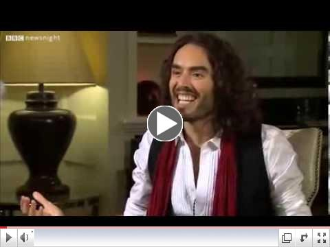 Russell Brand NEWSNIGHT Paxman vs Brand Full Interview