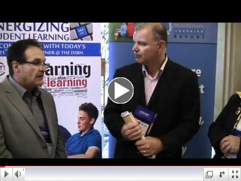 Interview with Dino Miele and Shirley Scott from DSBN