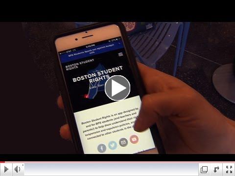 Boston Neighrborhood Network News features BSAC App