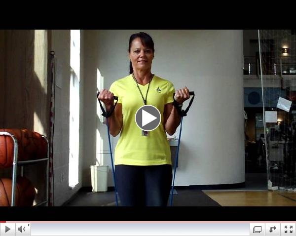 Fitness Pointe Bicep Curl Variations