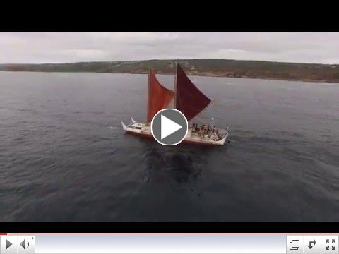 Watch the video to learn more about CyberCANOE, located at 'Imiloa