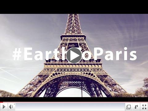 A Love Letter from #EarthToParis/ Good.is