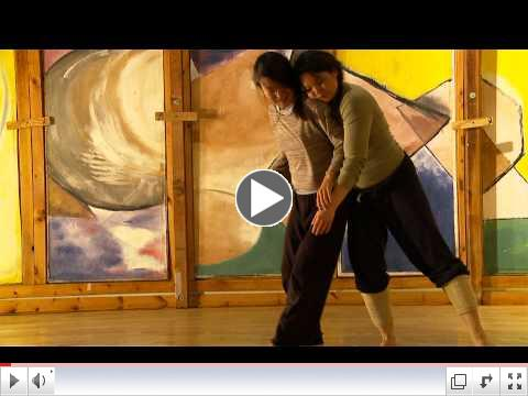 dolphin-dance.org presents: Director Interview - Contact Improvisation with Wild Dolphins
