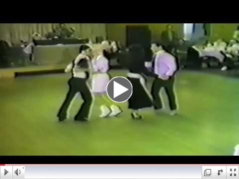 Traditional Tandem West Coast Swing (Bontemple, Shermoen, Sharlott, Shirley) 1987