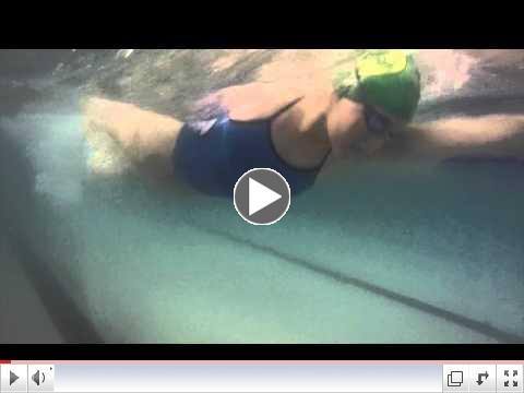 Kate Stephenson Swims the Catalina Channel