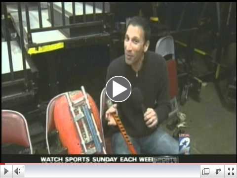 STARskaters Sled Hockey report on NBC2 KPRC Houston