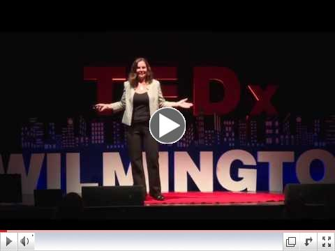 Hugging the Forest, Rather than the Trees | Kathy Abusow | TEDxWilmington