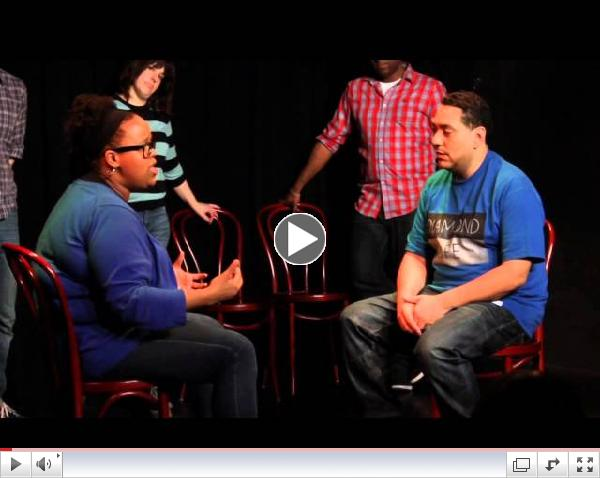 Mr Vegas on Take it Personal: Hip Hop Improv Show