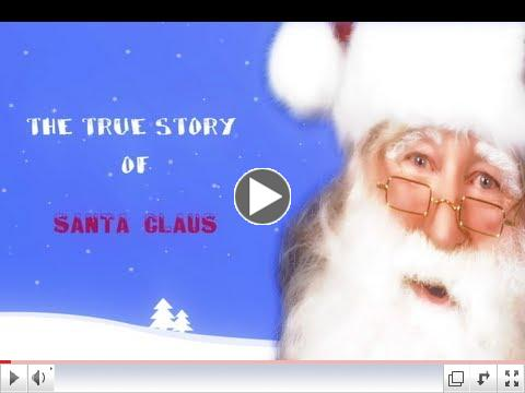 The true story of Santa Claus