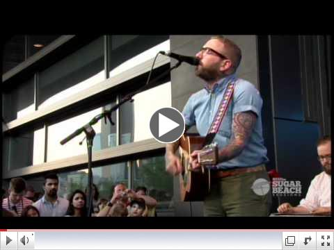 City and Colour - We Found Each Other In the Dark (Sugar Beach Session)
