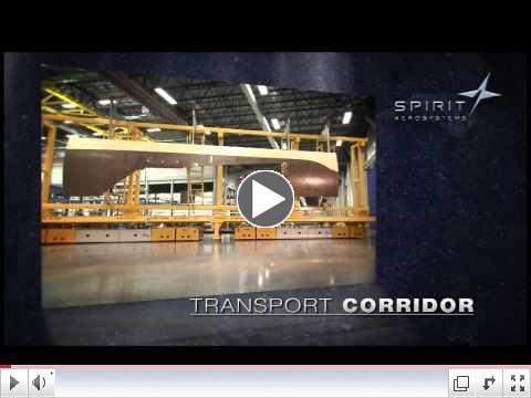 Spirit AeroSystems operations in Kinston, NC