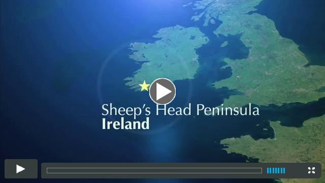 The Sheep's Head Peninsula in Co. Cork
