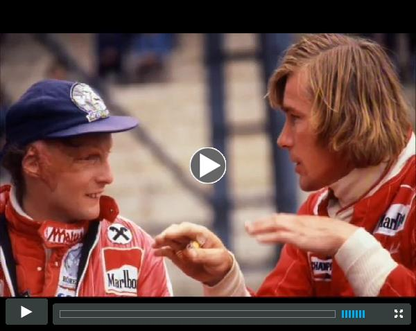 Hunt V Lauda - F1's Greatest Racing Rivalry