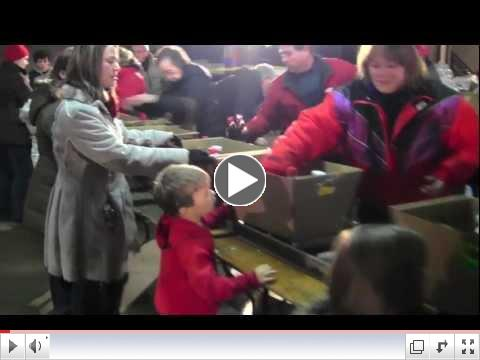 Christmas Clearing House- Woodstock Rotary Club