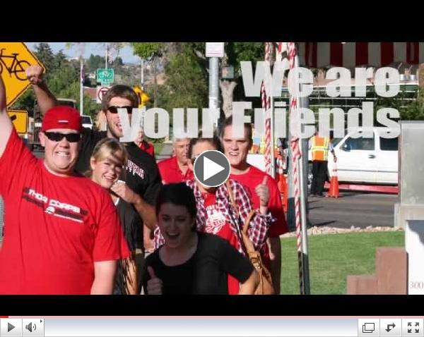Homecoming 2013 - True to SUU