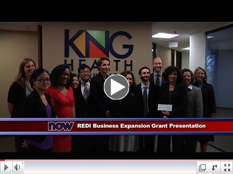 Rewind ICYMI re: First REDI Incentive Winners this year!