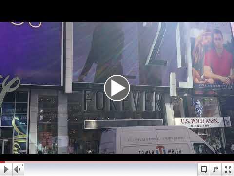 Times Square trademark lesson (1 minute)