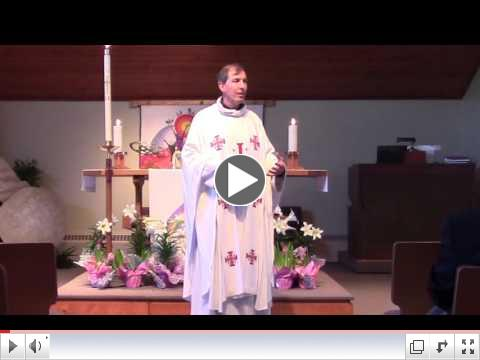Pr. Steve's Sermon - The Resurrection of Community